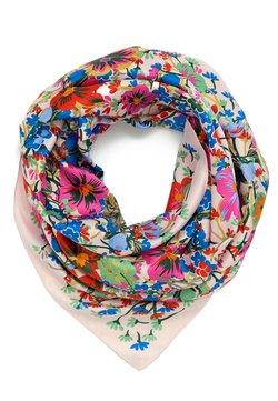 Bimba Y Lola - FIELD OF FLOWERS - Foulard - pink