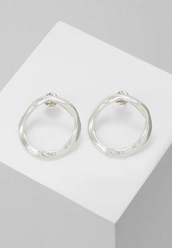 UNOde50 - MY ENERGY HOOP EARRING - Earrings - silver-coloured
