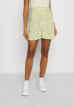 Gina Tricot - EXCLUSIVE AYDEN - Shorts - yellow