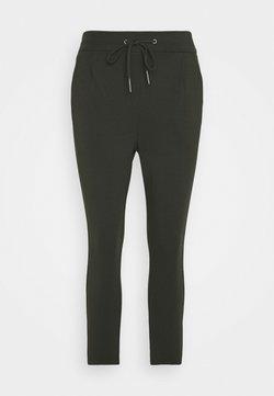 Vero Moda Petite - VMEVA MR LOOSE STRING PANT - Pantalones - peat