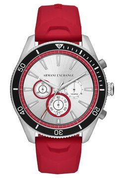 Armani Exchange - ENZO - Montre à aiguilles - red