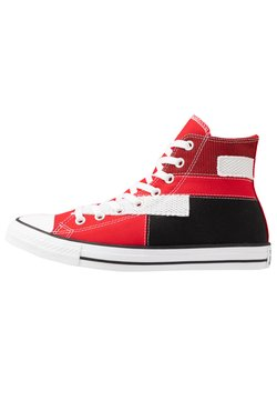 Converse - CHUCK TAYLOR ALL STAR - Sneaker high - university red/white/black