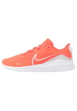 Nike Performance - RENEW RIDE  - Zapatillas de running neutras - flash crimson/white/vast grey