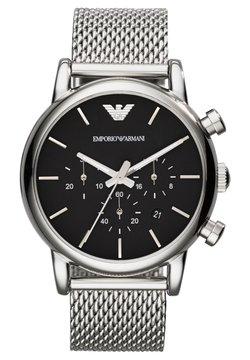Emporio Armani - Montre - silver/steel