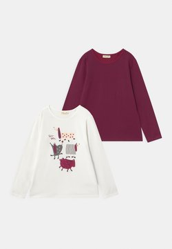 OVS - 2 PACK - T-shirt à manches longues - snow white