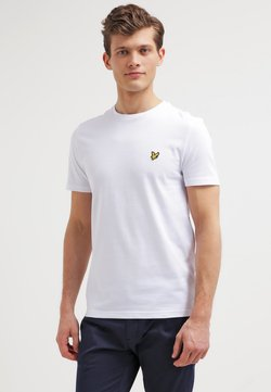 Lyle & Scott - T-shirt basic - white
