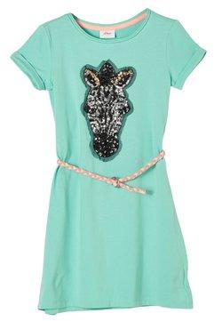 s.Oliver - Freizeitkleid - turquoise