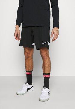 Nike Performance - SHORT - kurze Sporthose - black/white