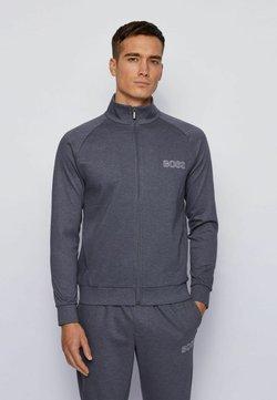 BOSS - Sweatjacke - grey