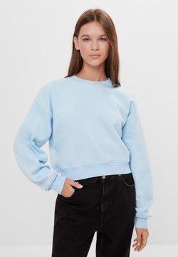 Bershka - Collegepaita - light blue