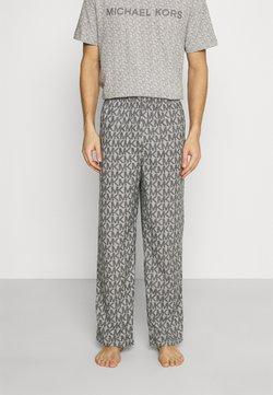 Michael Kors - ROLLED PANT - Bas de pyjama - grey