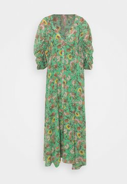 Free People - EARTHFOLK - Maxikleid - green combo