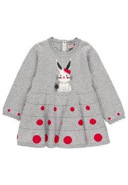 Boboli - Korte jurk - melange grey