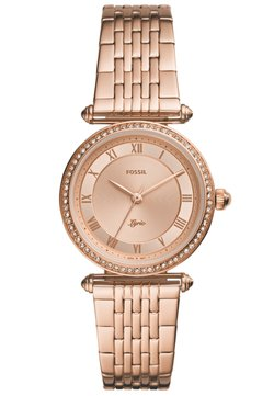 Fossil - LYRIC - Montre - rose gold-coloured