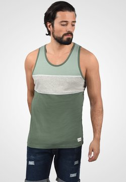 Solid - COBY - Top - duck green