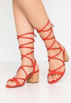 Even&Odd - Sandales - red