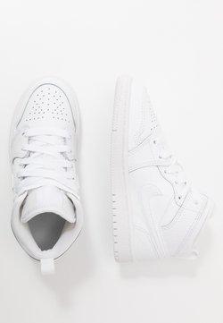 Jordan - 1 MID UNISEX - Indoorskor - white