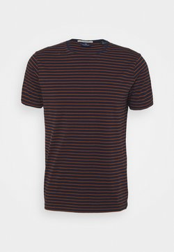 Scotch & Soda - EASY CREWNECK TEE - T-Shirt print - combo