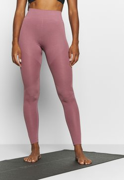 Even&Odd active - SEAMLESS  - Tights - deauville mauve