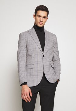 Topman - LUTHER - Suit jacket - grey