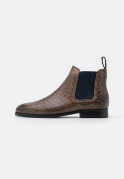 Melvin & Hamilton - SUSAN  - Ankle Boot - stone/navy/beige