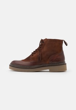 Kickers - OXANYHIGH - Ankle Boot - brown