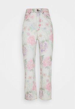 sandro - Jeans Straight Leg - multicolore