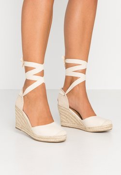 Rubi Shoes by Cotton On - JARDAN TIE UP  - Sandaletter - stone