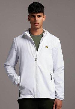 Lyle & Scott - Training jacket - white