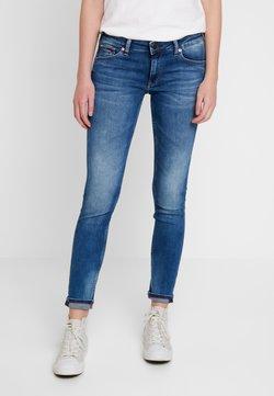 Tommy Jeans - SOPHIE LOW RISE - Jeans Skinny Fit - blue denim