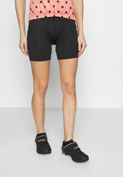 Ziener - ENTI X FUNCTION - kurze Sporthose - black