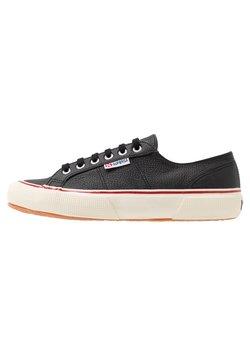 Superga - 2490 TUMBLED - Sneaker low - black