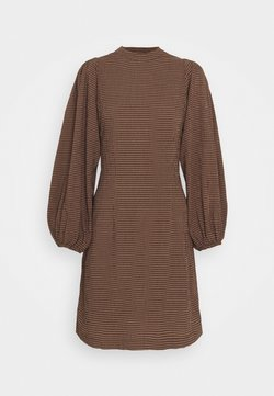 Samsøe Samsøe - HARRIETTA SHORT DRESS - Day dress - argan