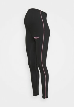 Missguided Maternity - ACTIVE LEGGING - Leggingsit - black