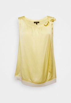 More & More - Top - pastel yellow