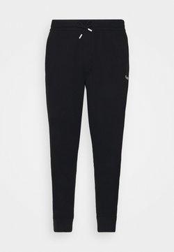 Calvin Klein - ESSENTIAL TAPE PANT - Pantalon de survêtement - black