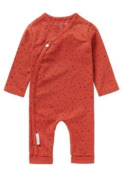 Noppies - BABY PLAYSUIT NOORVIK - Pijama - spicy ginger