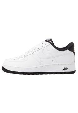 Nike Sportswear - AIR FORCE 1 '07 - Sneaker low - white/black