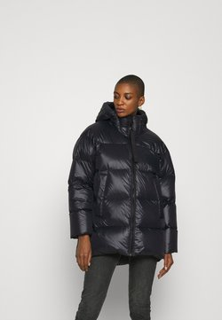 Marc O'Polo - PUFFER JACKET - Daunenjacke - black