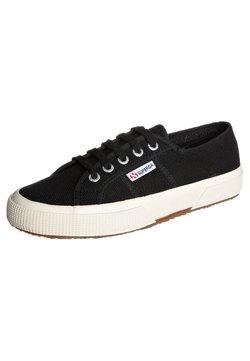 Superga - 2750 CLASSIC - Sneaker low - black
