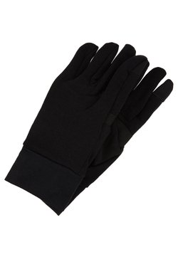 Icebreaker - ADULT SIERRA GLOVES - Fingerhandschuh - black
