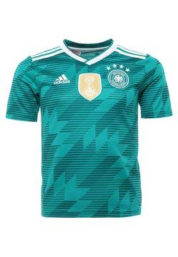 adidas Performance - DFB DEUTSCHLAND AWAY - Nationalmannschaft - green/white
