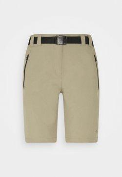 CMP - WOMAN BERMUDA - Outdoor Shorts - corda
