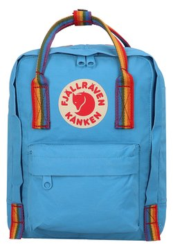 Fjällräven - KANKEN RAINBOW MINI CITY  - Tagesrucksack - air blue-rainbow pattern