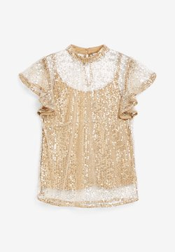 Next - Blusa - gold