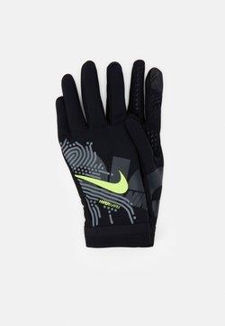 Nike Performance - Fingerhandschuh - black/white/volt