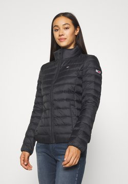 Tommy Jeans - LIGHTWEIGHT PACKABLE - Daunenjacke - black