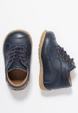Bisgaard - CLASSIC PREWALKER - Vauvan kengät - blue