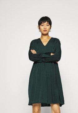 Modström - FOSTER DRESS - Day dress - empire green