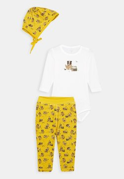Name it - NBMNASIM GIFTPACK BABY SET - Body - snow white